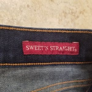 Lucky Brand Jeans - Lucky Brand Like New Stretch Straight Blue Jeans